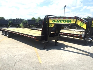 Gatormade Gooseneck Trailer For Sale