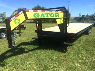 Gator USA Gooseneck Trailer