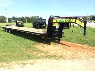 Gooseneck Hotshot Trailer For Sale