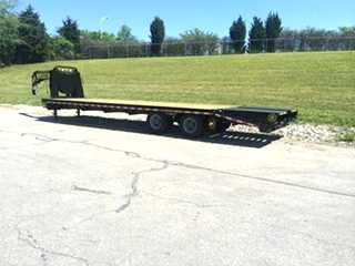 Gooseneck Trailer For Sale